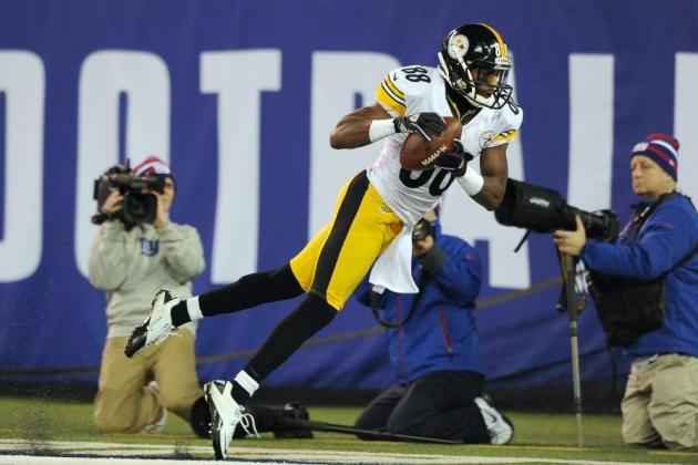 Steelers Offense Makes Do Without Brown