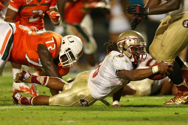 FSU, Miami Could Play for ACC Title