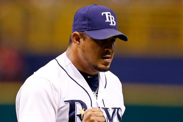 Tampa Bay Rays, Pitcher Joel Peralta Agree to Terms