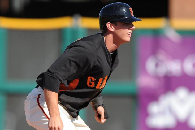 Giants Prospects Help East Win Rising Stars Game 9-4