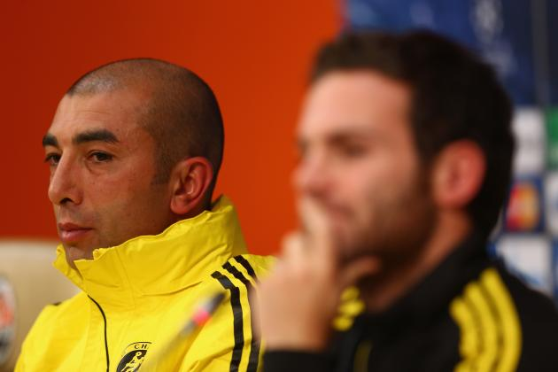 Champions League 2012: Chelsea Face 'Must-Win' Game Against Shaktar Donetsk