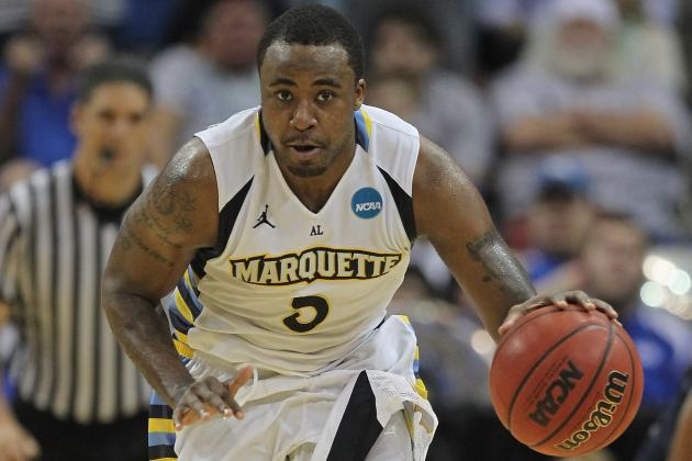 Marquette Faces Ohio State in Carrier Classic to Open 2012-13