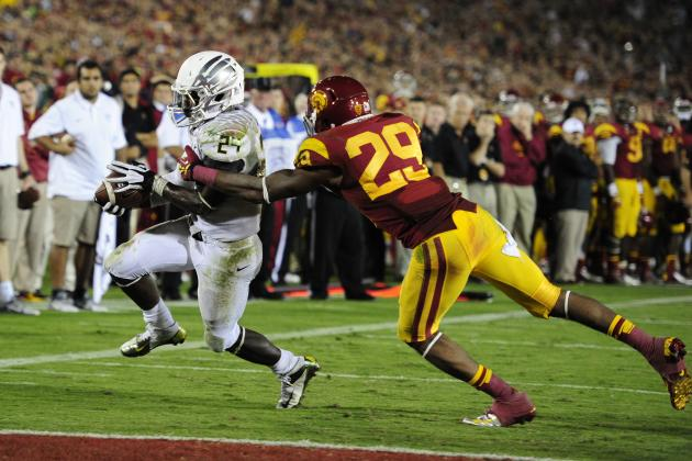 Heisman 2012: Why Kenjon Barner Is Now the Front-Runner