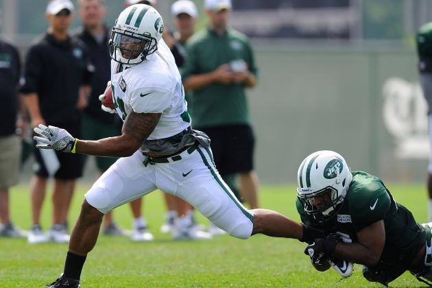 Jets Sign Two to the Practice Squad