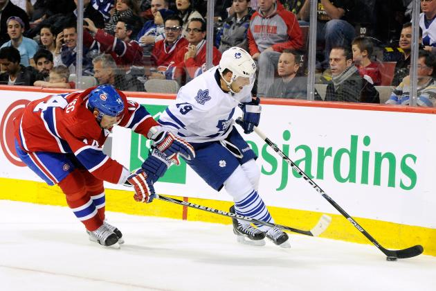 NHL Lockout: Toronto Maple Leafs Lose the Chance to Sell High on Lupul
