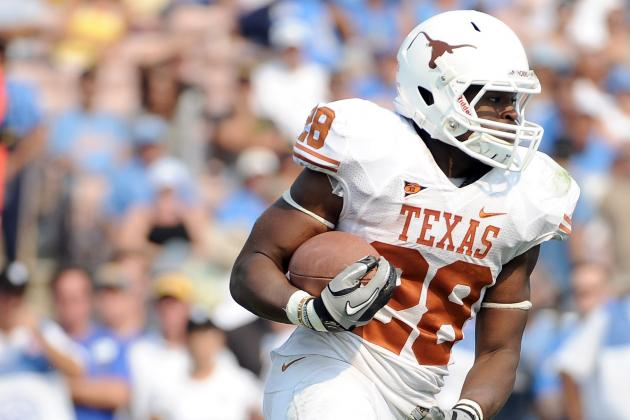 Mack Brown Expects Malcolm Brown to Play vs. Iowa State