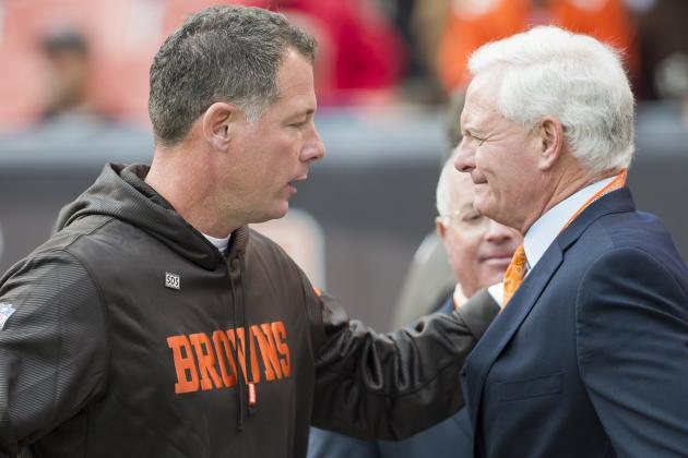 Cleveland Browns: Pat Shurmur Should Be Fired During the Team's Bye Week