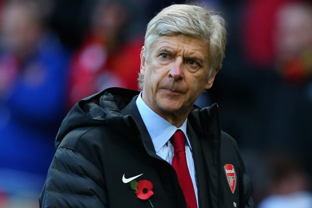 Arsene Wenger Is Part of the Problem at Arsenal FC