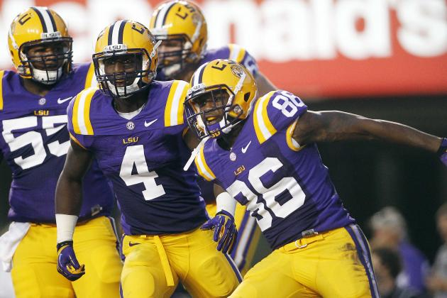LSU-Ole Miss Set for 2:30 P.m. Kickoff on Nov. 17