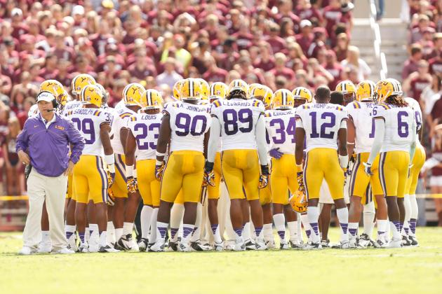 What Now? No. 9-Ranked LSU Heads into New Phase of a Redirected Season