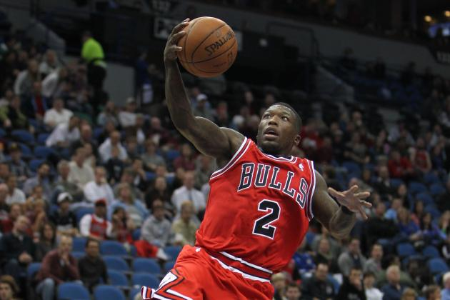 Start Nate Robinson? Not Going to Happen.