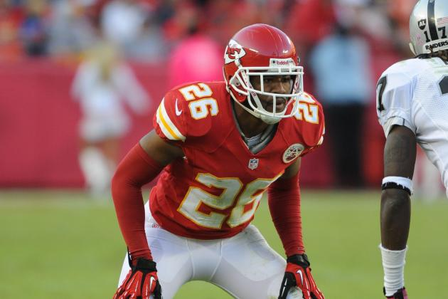 Chiefs Waive Stanford Routt