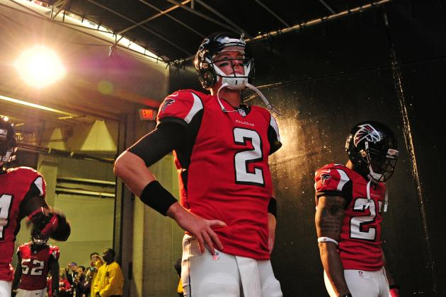 Stop Hating on the Atlanta Falcons for Playoff Failures, and More NFC South News