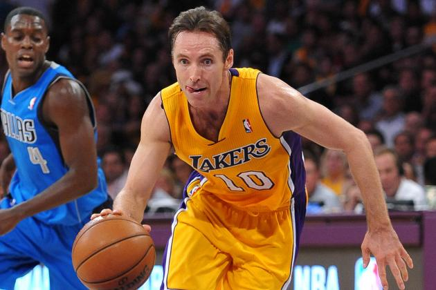 Steve Nash Injury: L.A. Lakers Will Be Fine Without Their Star Point Guard