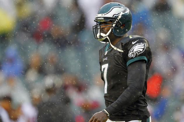 Eagles vs. Saints: Should Philadelphia Bench Michael Vick?