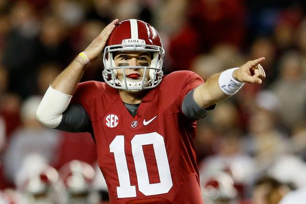Alabama Football: Projecting How Crimson Tide Will Fare over Final Stretch