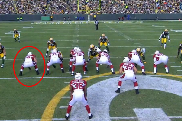 Cardinals vs. Packers: Breaking Down Nate Potter's Performance at Left Tackle