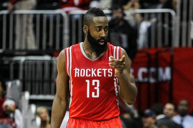 Ultimate Rockets  Rockets' Harden Earns Player of the Week Honors