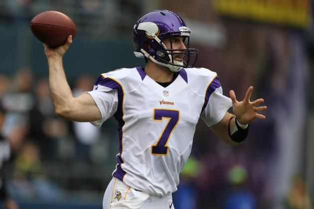 Minnesota Vikings to Christian Ponder: Stay in the Pocket More