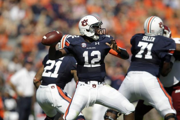 Auburn Football: Players to Watch in Exciting Week 11 Game vs. Georgia