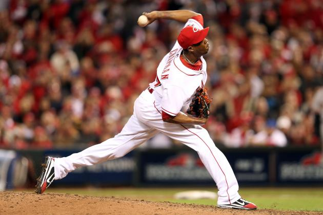 Reds Undecided on Role for Aroldis Chapman in 2013