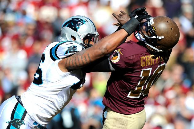 Robert Griffin III No Longer a Lock for Offensive Rookie of the Year