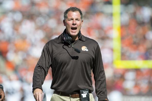 Ravens vs. Browns: The Bell Tolls for Pat Shurmur After 25-15 Loss