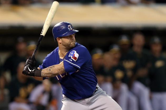 Napoli, Hunter, Youkilis Among Top Choices for Red Sox in Free Agent Market