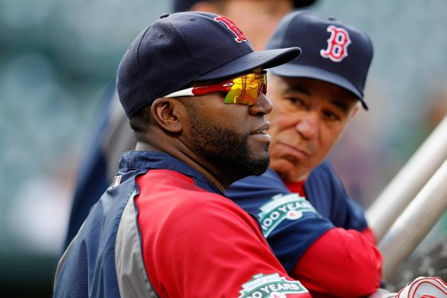 Red Sox's Ortiz Fires Back at 'Crazy' Valentine