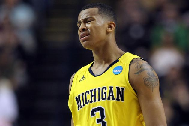 Trey Burke Returns from Suspension for Exhibition Game