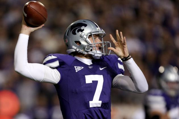 Collin Klein Injury: Updates on Kansas State QB Heading into Week 11