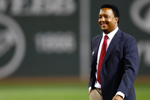 Report: Red Sox Have Job Waiting for Pedro Martinez