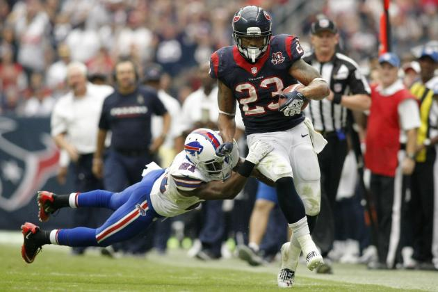 Bills vs. Texans Take 2: Houston out-Talents Buffalo