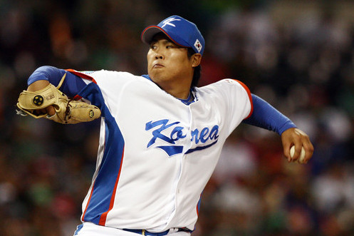 Korean Pitcher Posted; Rangers Seek Information