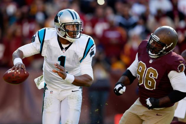 Cam Newton's Carolina Panthers Outduel RGIII and the Washington Redskins