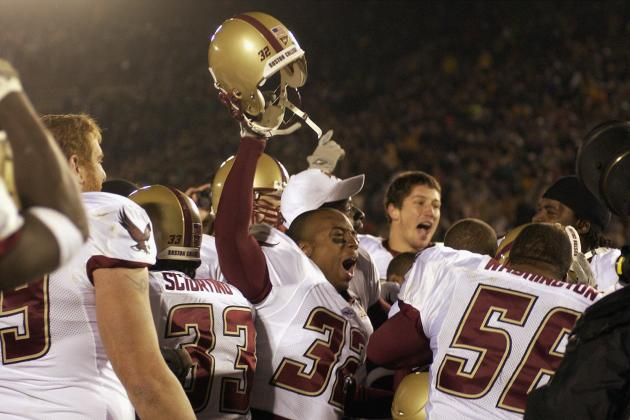 Notre Dame vs. Boston College: TV Schedule, Live Stream, Game Time and More