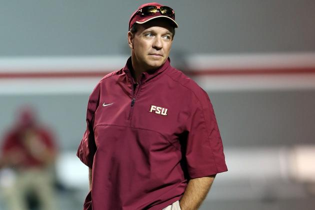 Jimbo Fisher Anticipates Coaching Changes