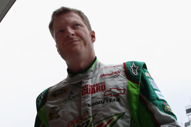 NASCAR Texas Results: Dale Earnhardt Jr. Finally Gets Closure on Concussion