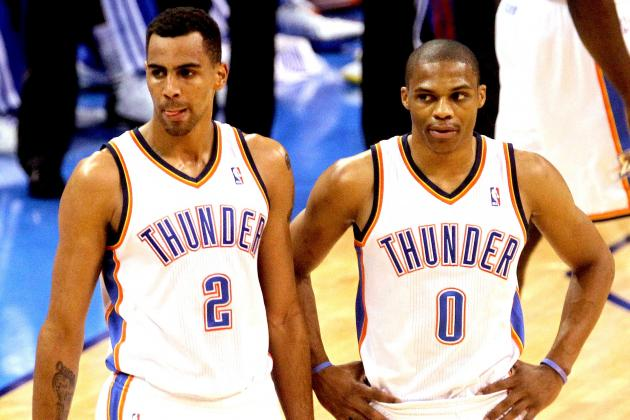 Chemistry Issues Will Prevent OKC Thunder from Joining NBA's Elite in 2012-13