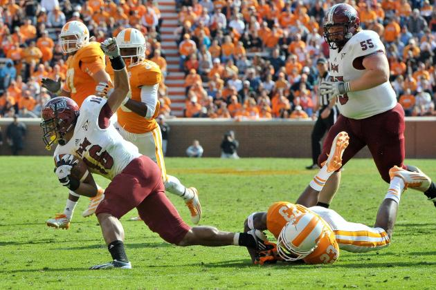 Vols Still Searching for Answers on Defense