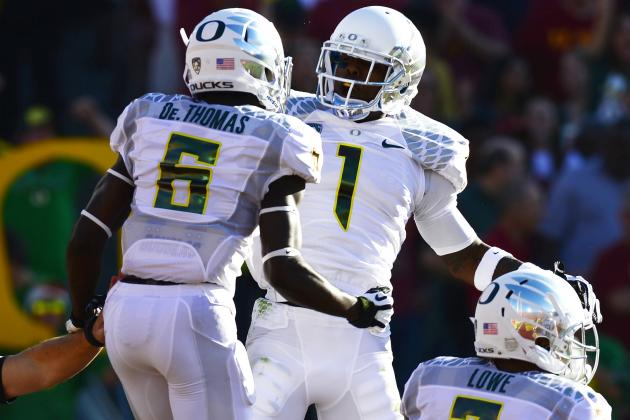 Why Oregon Has Inside Track to BCS Championship