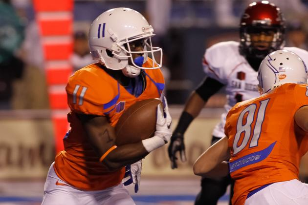 Boise State out of BCS, Bowl Destination Unknown