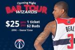 Whoops: Wizards Put 19-Year-Old Rookie Beal in Beer Ad