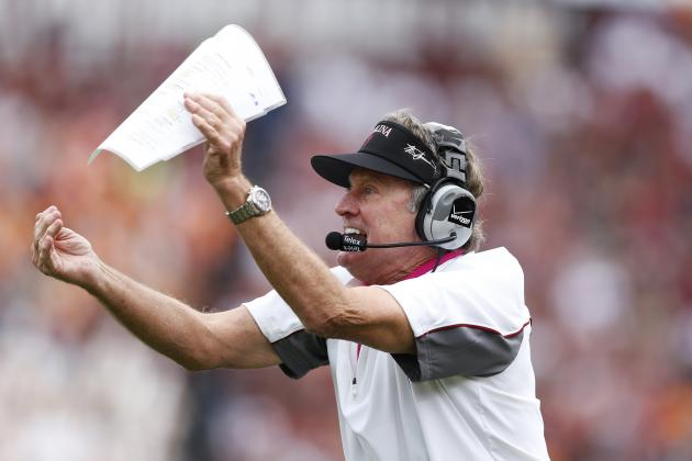 Alabama vs. NFL? What's Spurrier Up To?