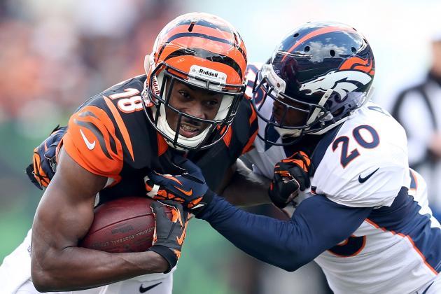 Cincinnati Bengals Receiving Corps Doing Andy Dalton Few Favors