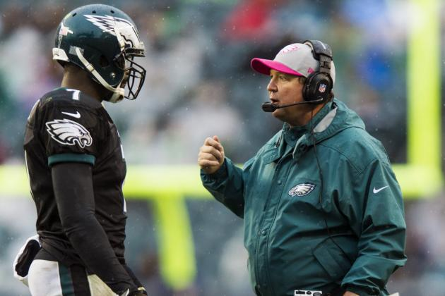 Eagles vs Saints: Is Monday Night Michael Vick's Last Chance to Be a Starter?
