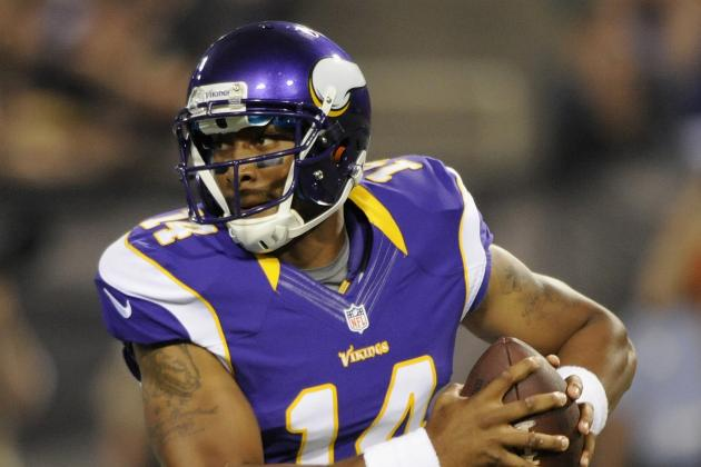Sansevere to Vikings: Start Christian Ponder, Relieve with Joe Webb