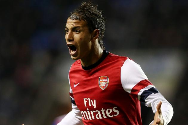 Chamakh Admits He Could Leave: I Thought I'd Play More After RVP Left