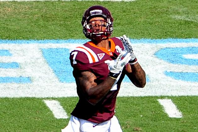 WR Davis Says Leadership Void Is Partly to Blame for Virginia Tech's Struggles