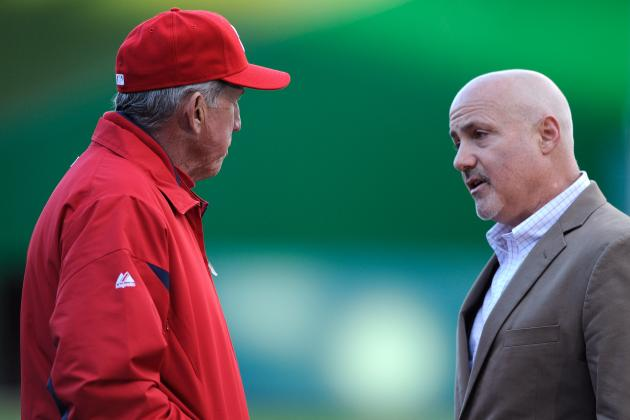 Davey Johnson, Nationals Negotiations Remain Unresolved